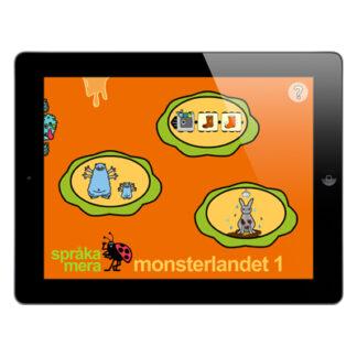 Appen Monsterlandet 1
