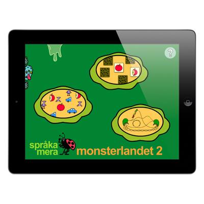 Appen Monsterlandet 2