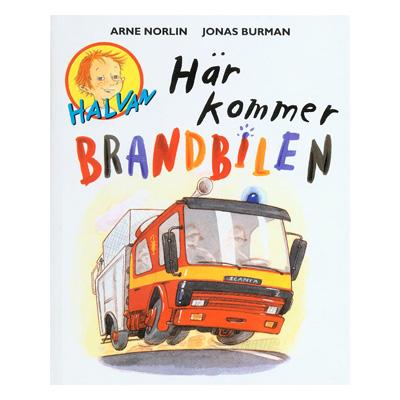 Bok: Här kommer brandbilen