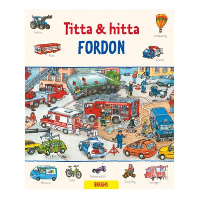 Bok: Titta och hitta fordon