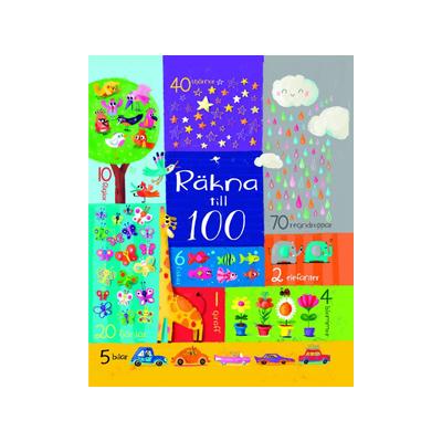Bok: Räkna till 100