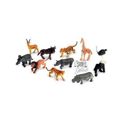 Leksaker: Djungeldjur