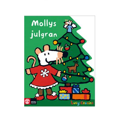Bok: Mollys julgran