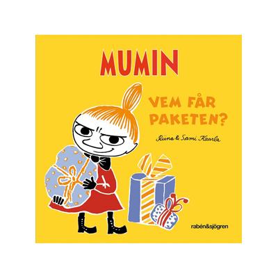 Bok: Mumin - Vem får paketen?