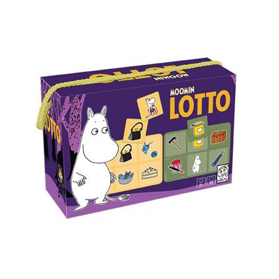 Lottospel: Mumintrollen