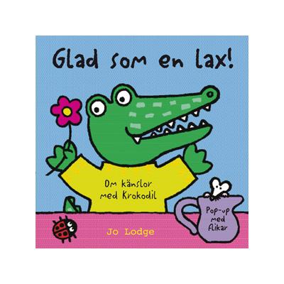 Bok: Glad som en lax