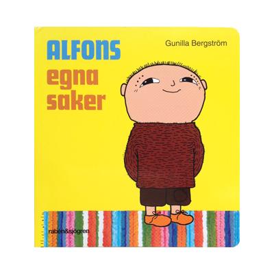 Bok: Alfons egna saker