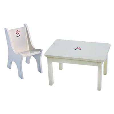 Leksaker: Stol och bord