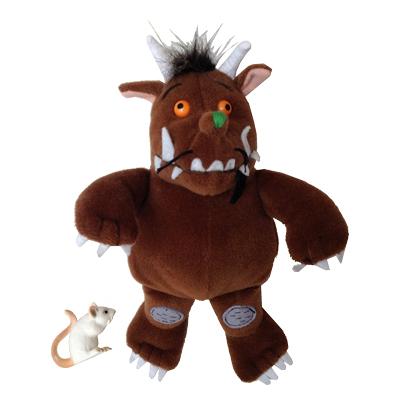 Leksaker: Gruffalon och mus