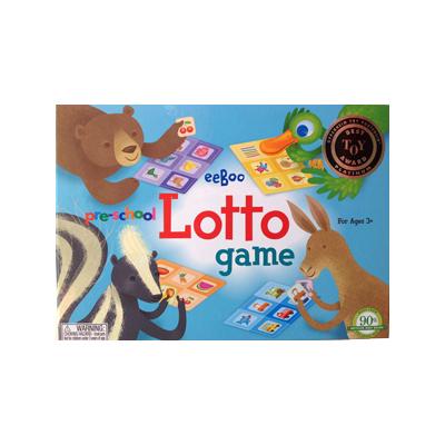 Spel: Lottogame