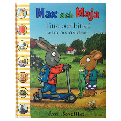 Bok: Max och Maja