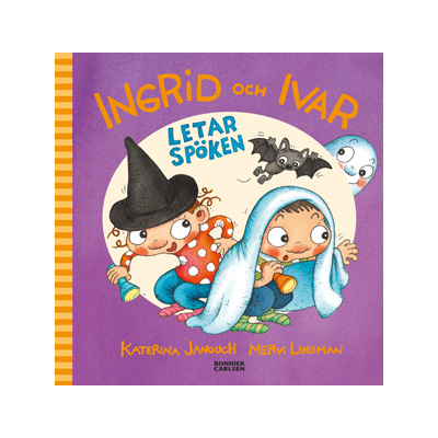 Bok: Inger och Ivar letar spöken